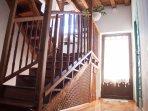 Alojamiento en Arévalo con estructura original de más de 400 años
