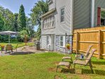 NEW! Agawam Studio w/ Easy Access to Attractions