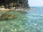 Mare sotto casa