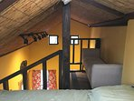 Loft with Full Size Bed