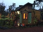 Volcano's Tiki Tiny House