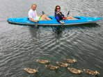 new tandem kayak.