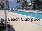 Free access to the  Beach Club Pool