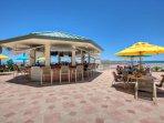 Poolside Tiki Bar.