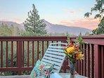 Beautiful views at a beautiful home.