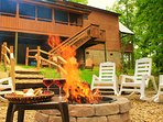 Fire Pit -We supply the firewood you supply the memories!