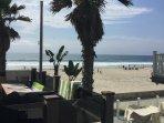 BEACH VIEW  BALCONY OF 2ND  FLOOR