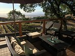 Hillside Vineyard Estate on 6 Gated Acres Beautiful Retreat with Amazing Views