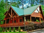 Kozy Lodge in Smoky Cove Resort Pigeon Forge Tennessee - Your Perfect Smoky Mountain Vacation Getaway!