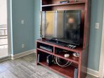 Flat Screen TV in every room!