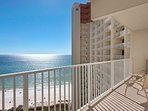 Relax on your Gulf View balcony!