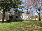 Farmhouse - expansive property sits on over 1/2 acre, has room for boats/RV's/toys, walk to beach!