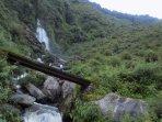 Trek to bada bhangaal