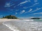 Main ocean beach