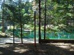 Lakewood Park Lake