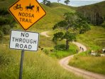 Walk one of the picturesque Noosa Trails that are close by