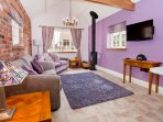 Cosy Cottage - A beautifully presented 1 bedroom cottage near York