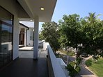 Balcony - Star Apartment at Aurora Residence