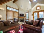 The family room is a perfect place to relax and entertain family and friends. Just off of the living room is access to...