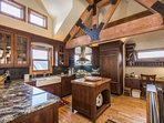 This kitchen has everything you need to entertain family & friends and to prepare breakfast, lunch and dinner with a...