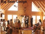 Wedding at Big Bear Lodge