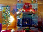 Christmas Decorations at Pigeon Forge Pleasures