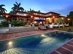 Enjoy an incredible private pool at Casa de Campo