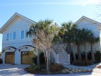 3752 Seabrook Island Road is a premier oceanfront home!