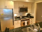 Beautifully remodeled kitchen!