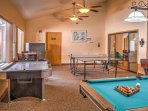 Enjoy the best of outdoor recreation and indoor entertainment with the community's many amenities.