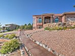 Stay in this incredible 2-bedroom, 2-bathroom vacation rental house while you visit lovely Colorado Springs!