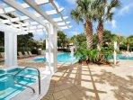 Sandestin Golf & Beach Resort grounds