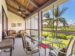 Beautiful Golf Course View Condo with Loft!  NEW Vacation Rental!