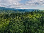 You are looking at the Smoky Mountain National Park