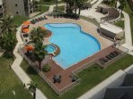 Solare offers you two large pools and two jacuzzys as part of your amenities.