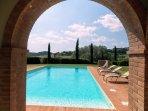 Villa i Lauri_San Gimignano_4