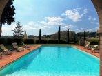 Villa i Lauri_San Gimignano_5