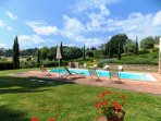 Villa i Lauri_San Gimignano_7