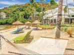 Margaritaville St. Thomas Beach With SunBath Chair