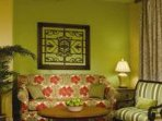 La Belle Maison Living Room