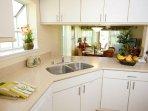Paniolo Greens Resort Suite Kitchen