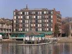 Wyndham Inn on the Harbor Exterior