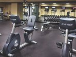 Wyndham Vacation Resort Panama City Beach Fitness Room