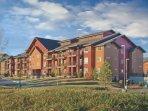 Wyndham Vacation Resorts Steamboat Springs Summer Exterior