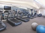 Wyndham Vacation Resorts Steamboat Springs Fitness Room