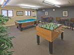 Wyndham Vacation Resorts Steamboat Springs Game Room