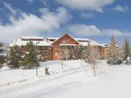 WWyndham Vacation Resorts Steamboat Springs Winter Exterior