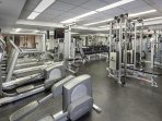 Wyndham Midtown 45 At New York City   Fitness Center.