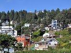 Oceanside Oregon houses