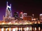 Nashville City Lights
